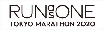 RUN as ONE-Tokyo Marathon